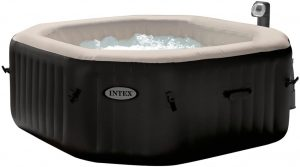 Spa gonflable 4 places Intex PureSpa Bulles & Jets